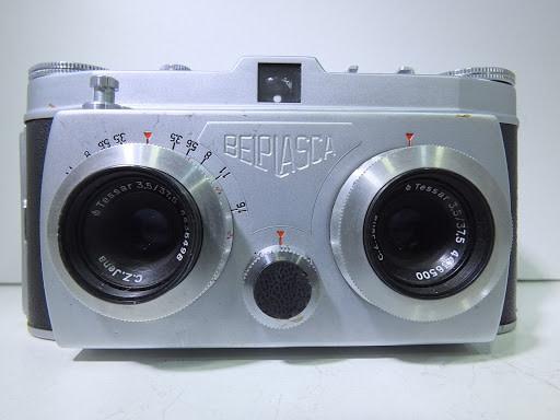 La macchina fotografica stereoscopica è stata la progenitrice delle moderne tecnologie 3D