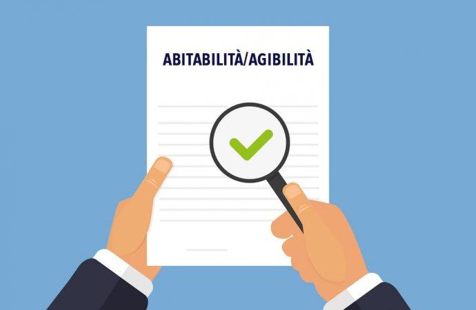 Non c'è più la differenza che veniva evidenziata un tempo tra il certificato di agibilità ed il certificato di agibilità. Oggi parliamo solo di certificato di Agibilità.
