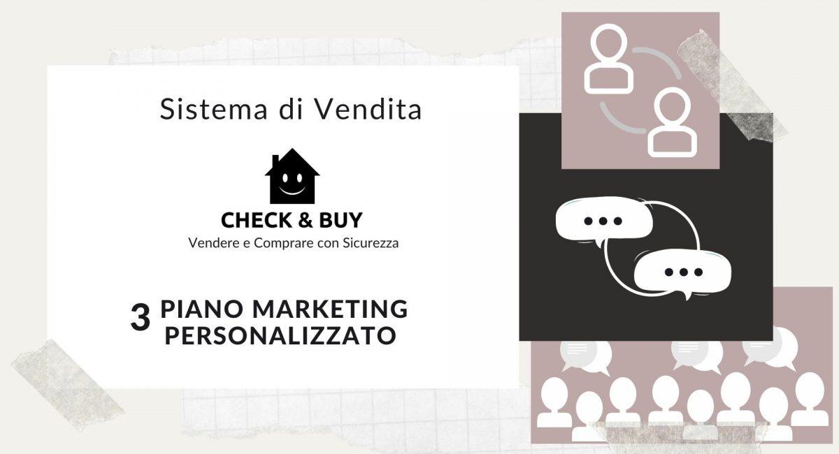 Scopri il Sistema di Vendita Check & Buy